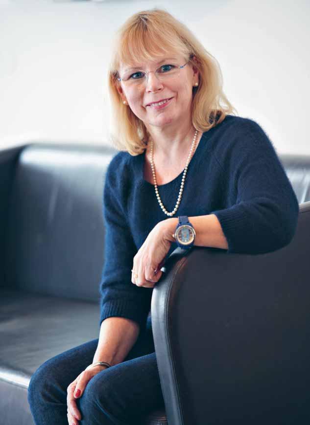 Prof. Yvonne Brandberg